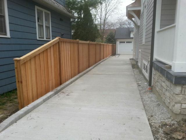 C-0775 – Cedar Fence