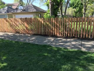 C-0774 – Short Cedar Picket Fence