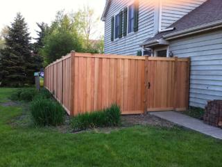C-0772 – Cedar Fence