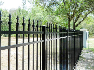 Echelon Genesis Aluminum Fence
