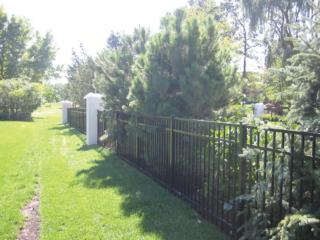 A-0701 - Aluminum Fence
