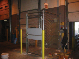 L-0701 - Chain Link Fence