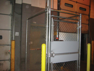 L-0705 - Chain Link Fence