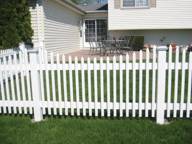 C-0725 - Cedar Fence