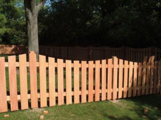 C-0723 - Cedar Fence