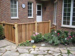 C-0731 - Cedar Fence