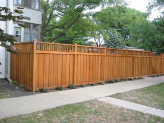 C-0738 - Cedar Fence