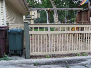 C-0727 - Cedar Fence