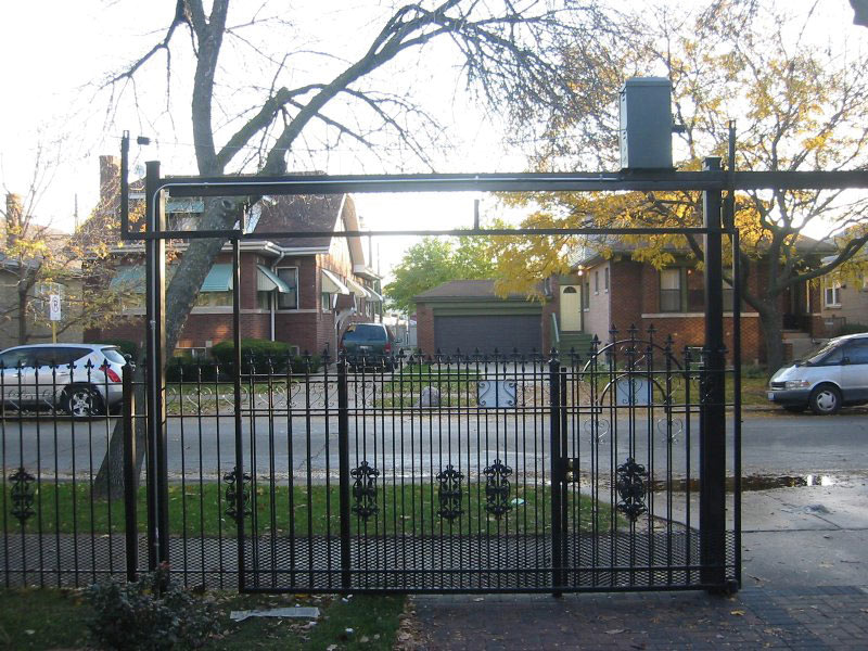 Gate Operators and Entry Systems Product Examples