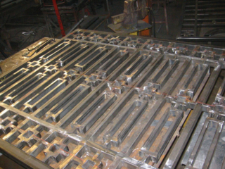 M-0714 - Wrought Iron Fence