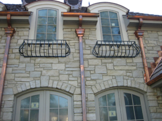 M-0720 - Wrought Iron Window Protection